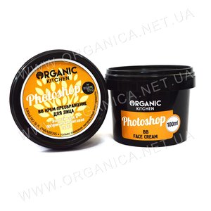 "Купить Крем для лица ""Photoshop"" Organic Shop Organic Kitchen BB Face Cream в Украине"